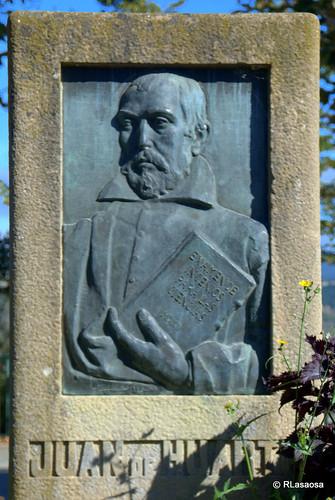 Homenaje a Juan Huarte de San Juan, médico