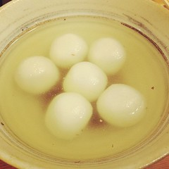 animal fat(0.0), tangyuan(1.0), food(1.0), dish(1.0), cuisine(1.0),