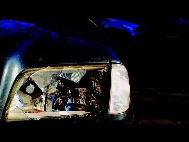 Broken Benz