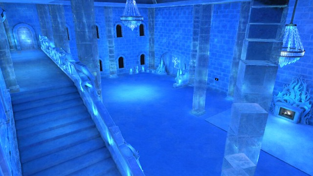 PlayStation Home_Frozen Peak Palace1