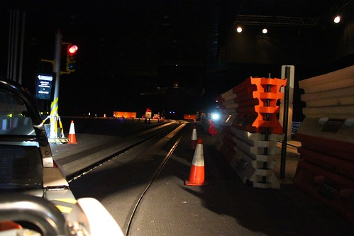 Brake Tests - Test Track at Epcot