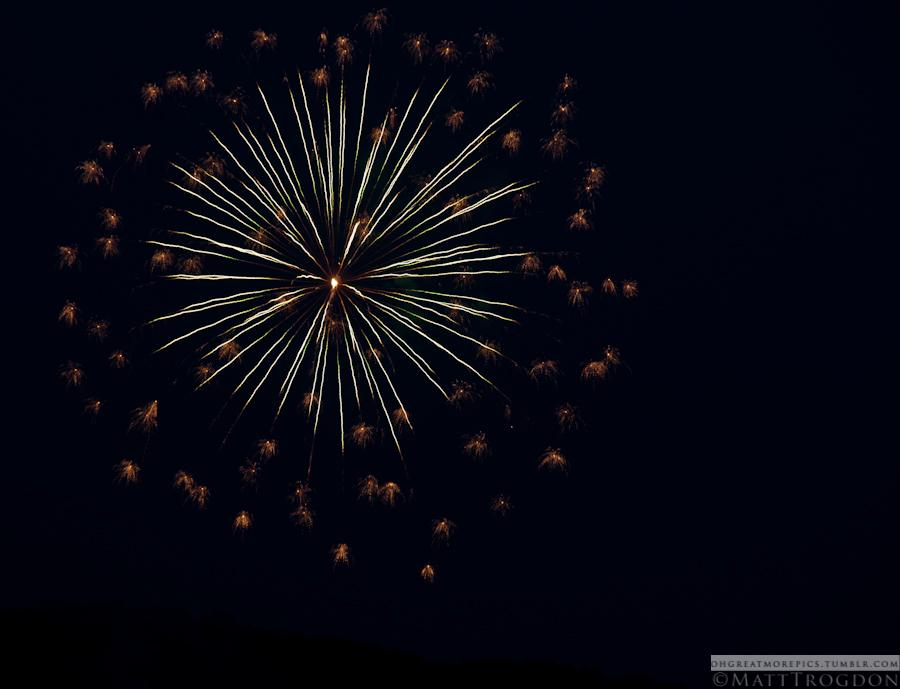 Fireworks - Lake Tillery, NC
