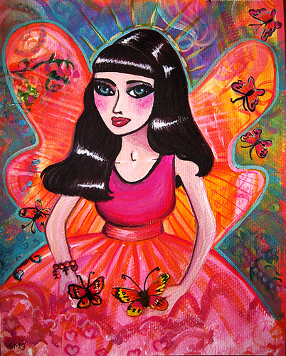 Butterfly Charmer