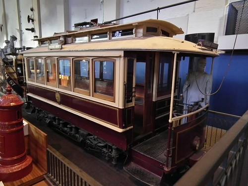 1898 Sydney C-Class Electric Tram No 11
