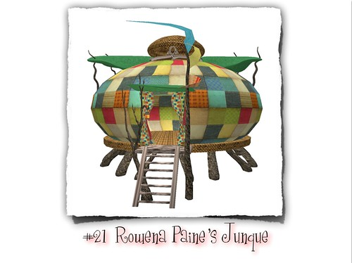 #21 Rowena Paine's Junque