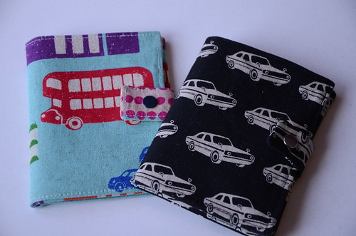 Passport covers by Poppyprint