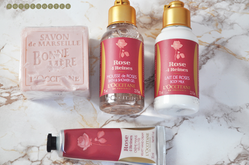 loccitane rose gift set mothers day