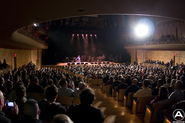 Audience at the Strathmore