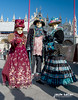 Costumes in San Marco Square