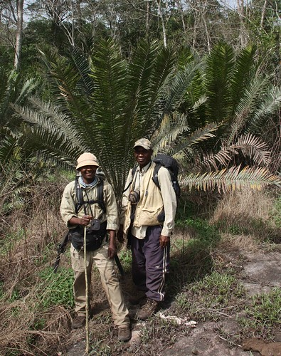 Ephrem and Gilbert, our guides