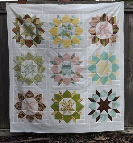 swoon quilt top!