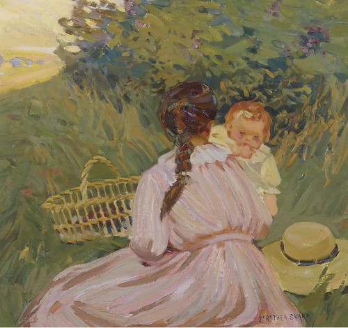 Dorothea Sharp - Sunday Picnic by Gandalf's Gallery