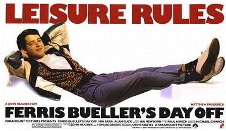 Number 186 Ferris Bueller's Day Off (1986)