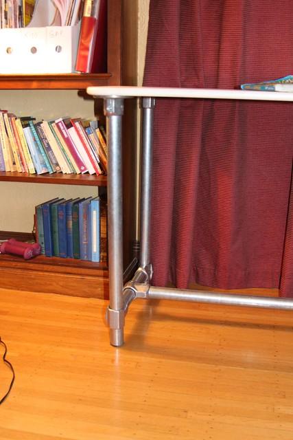 Diy homeschool double desk flickr photo sharing