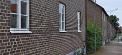 sigurd lewerentz, architect: eneborg's egnahem, workers' housing, helsingborg 1917-1918