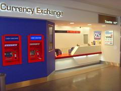 Travelex, Landside at London City Airport (2)