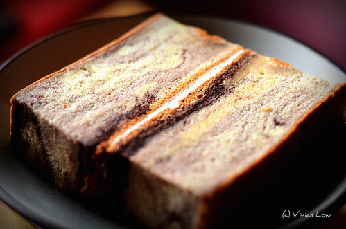 Honey marble cake by cottonbud_design