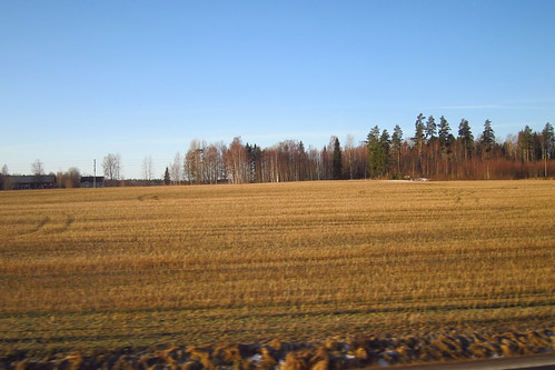 The Great Plains of Central Sweden