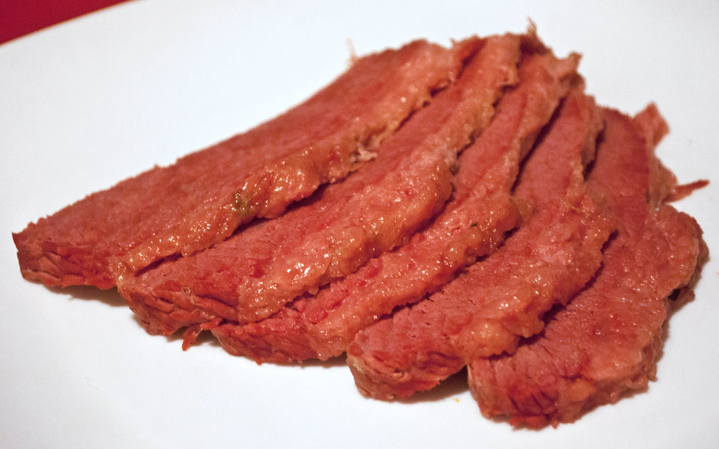 365-254 Corned Beef Slices
