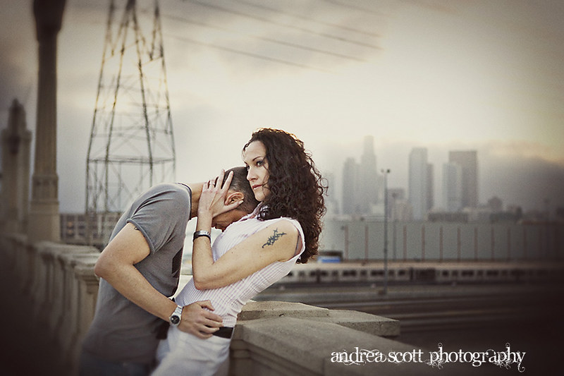 downtown los angeles engagement photos_0192os2
