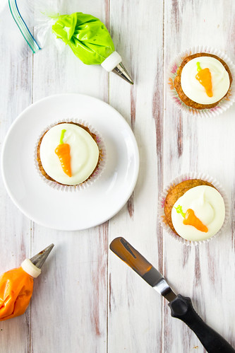 Tropical Carrot Cake with Coconut Cream Cheese Frosting