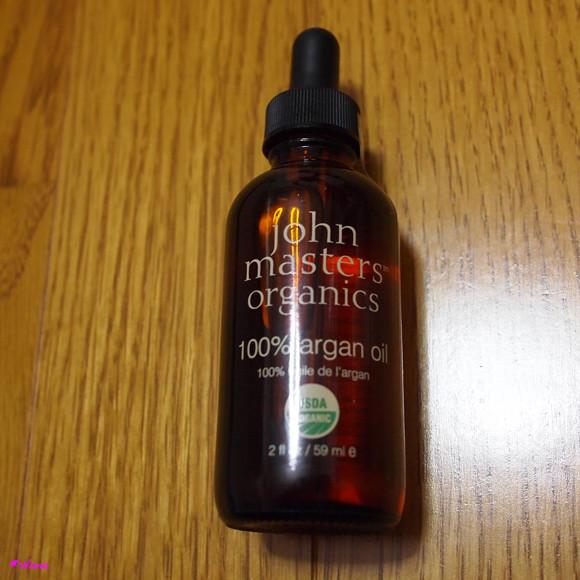 john masters organics / 100% argan oil アルガンオイル
