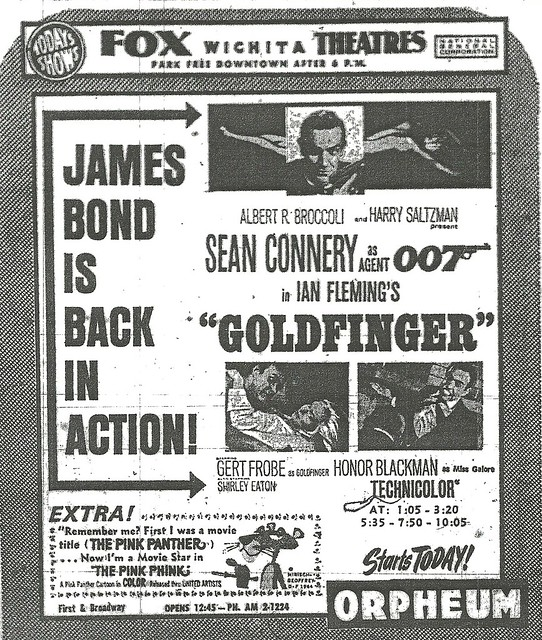 goldfinger flickr photo sharing