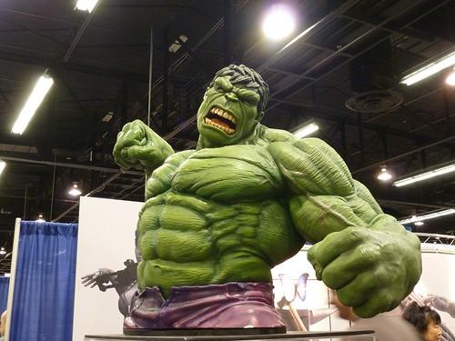 Hulk Smash Puny Camera!