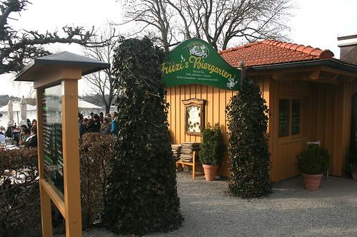 Fritzi's Biergarten