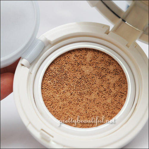 Laneige Snow BB Soothing Cushion in Natural Beige