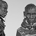 Turkana women near Lyagalani Kenya black and white 2 (1 of 1)