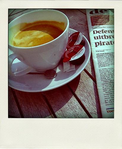 grote, grote koffie!