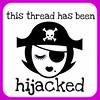 Hijacked Flag