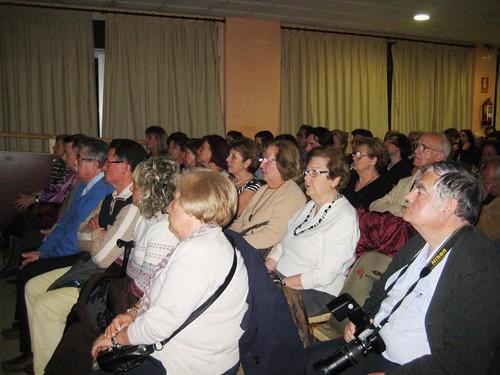 NUmeroso publico