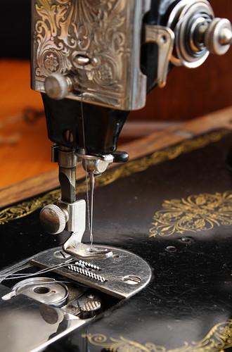 Singer sewing machine by Helen in Wales
