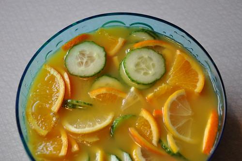Citrusbål