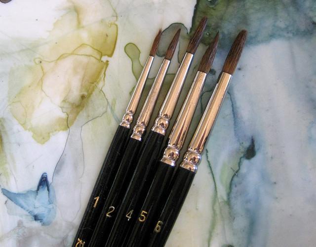 brushes III
