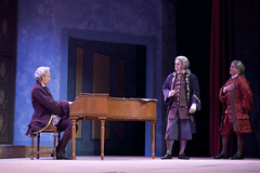"""Amadeus"" at Weathervane Playhouse"