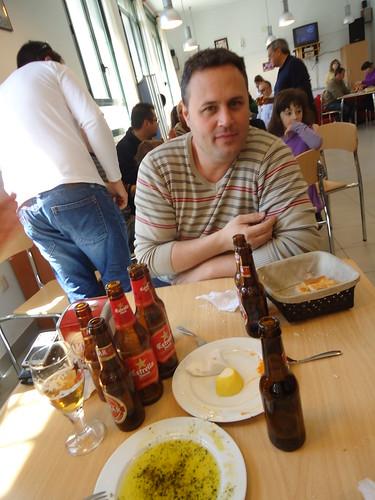 Ojos Negros (Teruel) | Bar de los Jubilados | Vicente