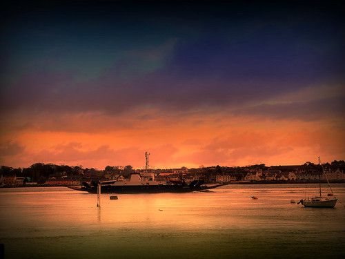 Portaferry-Dawn