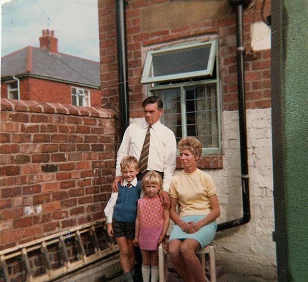 1969 Cross Family