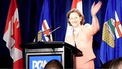 Alison Redford - AB Election 2012 pix 02a