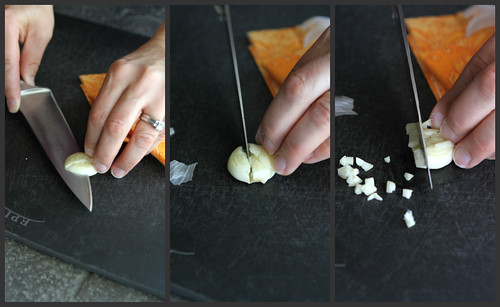 How to: Peel and Mince Garlic 2