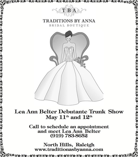 Lea-Ann Belter Trunk Show at Traditions by Ana