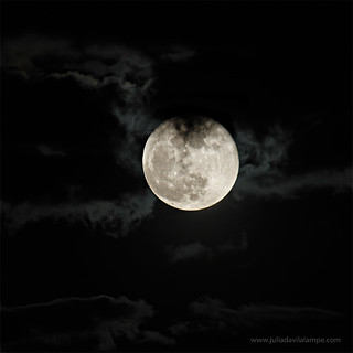 My Super Moon 6/05/2012.