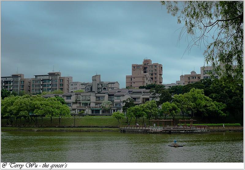 04-07 竹科靜心湖&自遊者餐廳