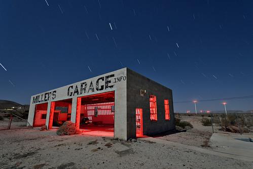 miller's garage. 2014.