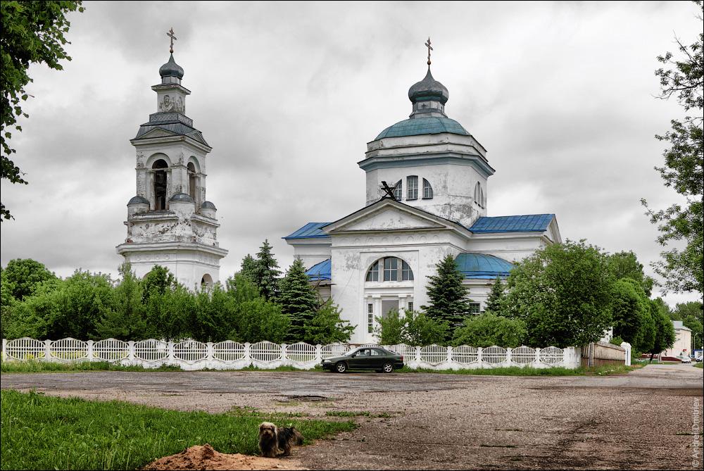 Славгород, Церковь Рождества Богородицы
