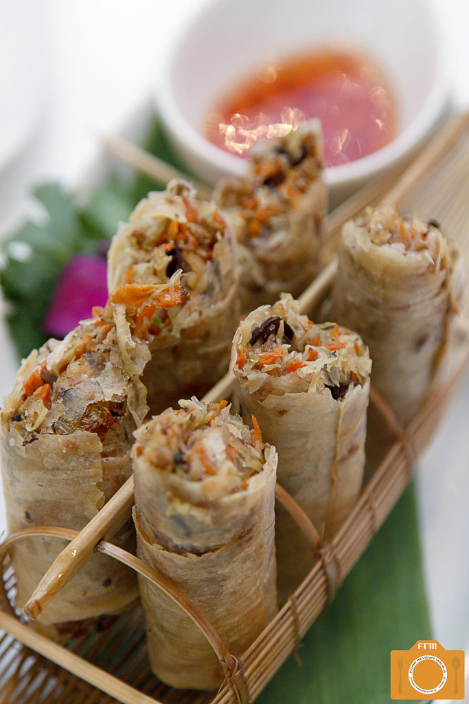 Silk Road Thai Spring Rolls