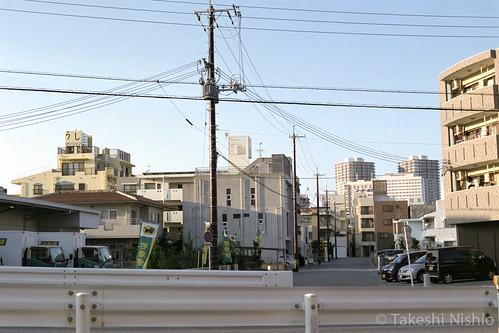 うしマンション / a condo, named USHI(=cow)